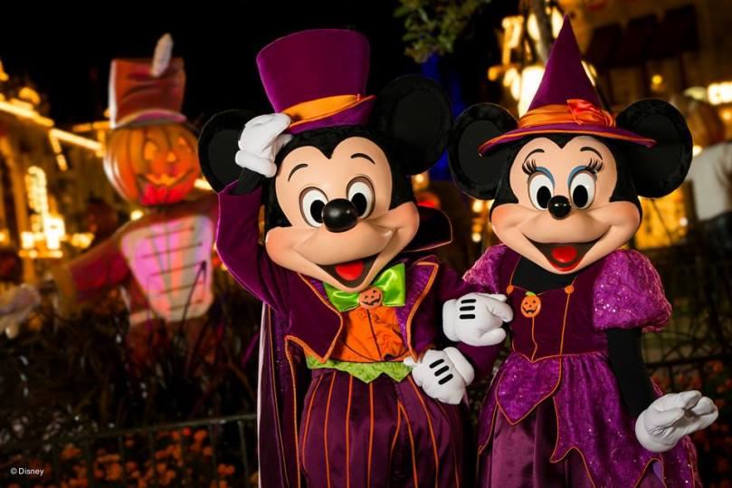 Mickey-e-Minnie-Halloween